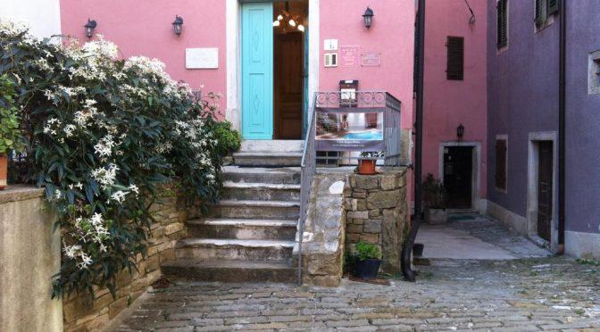 Casa Acqua Dolce in Oprtalj