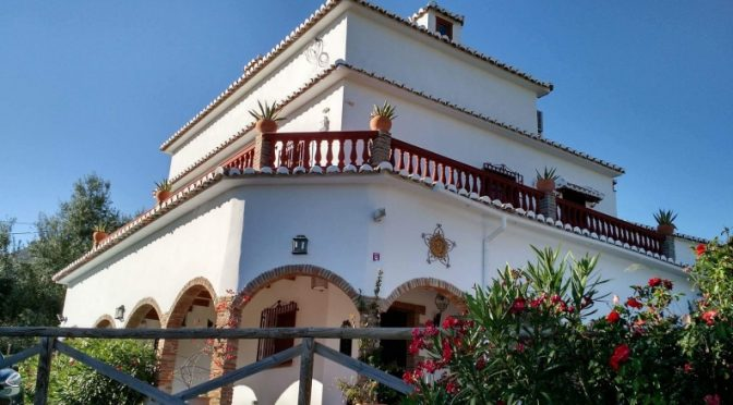 Casa Utopia in Alcaucín