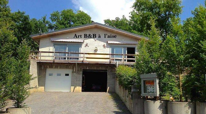 Art B&B A l'Aise in Barvaux-sur-Ourthe
