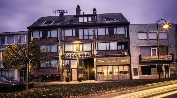 Hotel Koeckhofs in Hamont-Achel