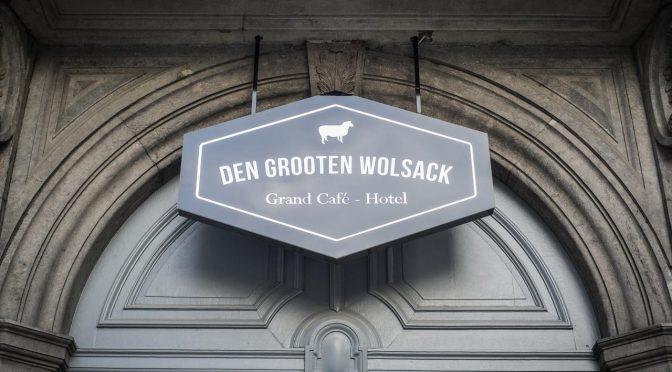 Hotel Den Grooten Wolsack in Mechelen
