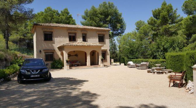 Casa Jetizo in Ontinyent