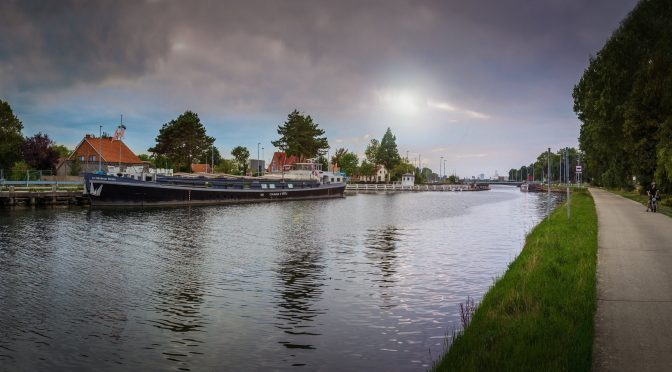 B&B Droomboot in Oudenburg