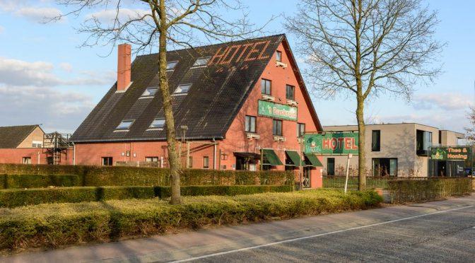 Hotel Het Buskruid in Lummen