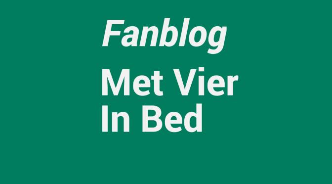 Met Vier in Bed 2016