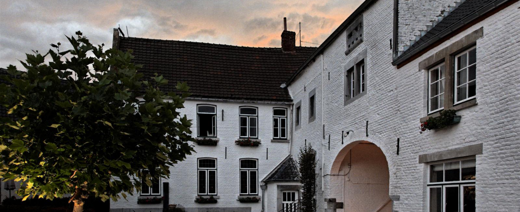 Hostellerie Aulnenhof nabij Landen