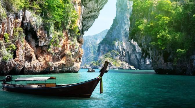 Met Vier in Bed goes Thailand