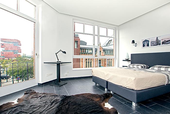Antwerp Harbour View